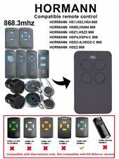 Handsender kompatibel mit Hörmann HSM2 | HSM4 | HS1 | HS2 | HS4 | HSE2 | HSZ1
