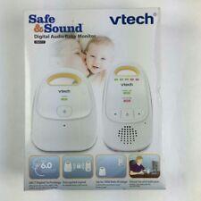 VTECH SAFE AND SOUND DIGITAL AUDIO BABY MONITOR DM111