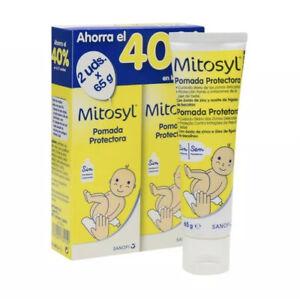 2x Mitosyl Pommade 65g. 130g. Total