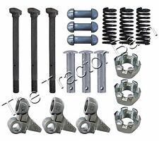 Complete T-Bolt Kit & Clutch Dog Toggles for John Deere 50, 520, 530 T Bolt