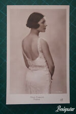 Miss Europa France St.Mano Vintage Postcard Jeanne Juilla 1931
