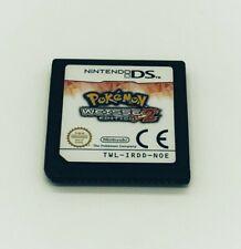 Pokémon Weisse Edition 2 Modul Nintendo DS Sehr gut ohne OVP und Anleitung DE