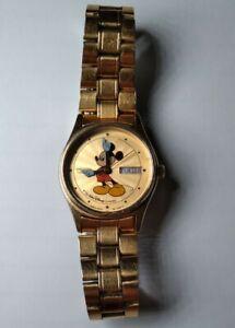 Seiko Mickey Mouse Watch