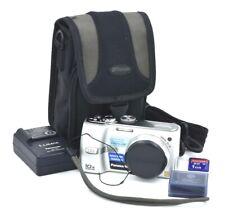Panasonic Lumix Tz1, Spare Battery, San Disk Sd Card, Targus Case
