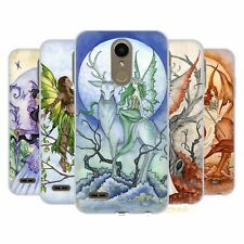 Official Amy Brown Elemental Fairies Soft Gel Case For Lg Phones 1