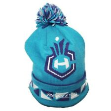 Charlotte Hornets Men Mitchell & Ness Beanie Tobaggan Winter Hat NBA