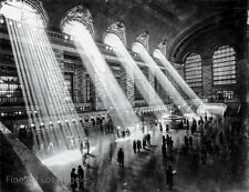 Photo of Grand Central Station, New York, 1934
