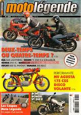 MOTO LEGENDE 280 HONDA VT 500 250 XL SUZUKI TC KAWASAKI F11 DUCATI SL YAMAHA RDL