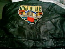 Highlander MacLeod leather jacket M new official product