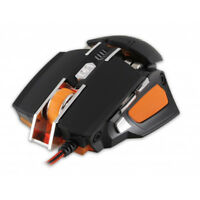 Gaming Maus Transformers 3200 DPI 7 Tasten USB Kabel LED Optical Gaming Mouse