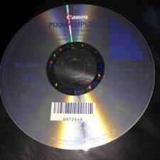 CANON PIXMA MP520 SET UP CD ROM disc
