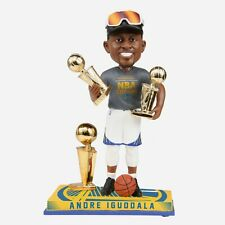 ANDRE IGUODALA GOLDEN STATE WARRIORS 3-TIME CHAMP BOBBLEHEAD