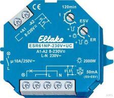 Eltako TELERRUPTOR 1s POT. Libre 10a/250v esr61np-230v + UC
