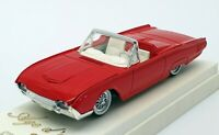 Solido 1/43 Scale Model Car 4517 - Ford Thunderbird G-Sport - Red