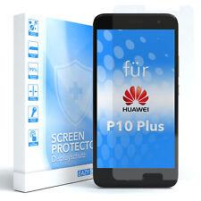 1x Huawei P10 Plus Schutzglas Displayschutz Glasfolie Echt Glas 9H
