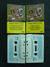 HIT AFTER HIT RARE AUSSIE DOUBLE CASSETTE TAPE! STYLE COUNCIL BRONSKI BEAT TOTO