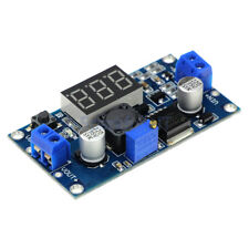 LM2596 Buck Step-down Power Converter Module 4.2-40V to 1.25-37V LED Voltmeter T