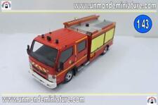 Mitsubishi Fuso Canter Gimaex FPTL ALERTE - AL 0071 - Echelle 1/43