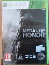 """JEU XBOX 360 """"MEDAL OF HONOR """"  TBE"""