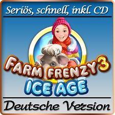Farm Frenzy 3 - Ice Age Deluxe - Meine kleine Farm 3 - PC-Spiel