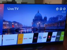 "LG 65"" TV - LG OLED65E6V - 65"" OLED HDR 4K Ultra HD 3D Smart TV webOS 3.0 WiFi"