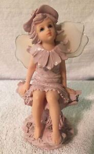 "7"" Poly Resin? Fairy"