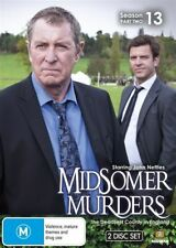 Midsomer Murders : Season 13 : Part 2 (DVD, 2011, 2-Disc Set) LIKE NEW REGION 4
