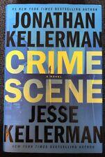 Crime Scene: A Novel by Kellerman, Jonathan; Kellerman, Jesse Hardcover First Ed