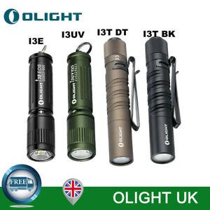 OLIGHT EDC Tiny Pocket Keychain Torch Mini LED Portable Flashlight Waterproof