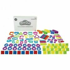 Play-Doh Modeling Dough Tools Assorted Shapes Set of 100