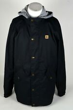 2018 NWT DC SHOES COMMAND JACKET M $290 Black Sympatex Fabrictaion Fully Taped