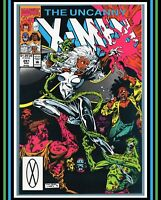 Uncanny X-Men #291 | *uNDeRBeLLY* | (1992) Marvel Comics | *HIGH GRADE* (NM 9.4)