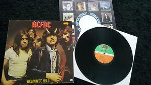 AC/DC – Highway To Hell Atlantic ATL 50 628 Germany 1979 1.press STA794325 ex
