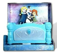 Disney Frozen Do You Want to Build A Snowman Music Jewelry Box - Anna Elsa Olaf