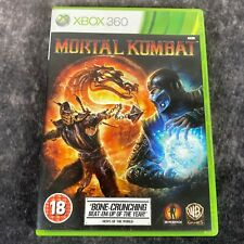 Mortal Kombat Xbox 360 PAL Spiel Komplett mk9 2011 Brutale Fighter
