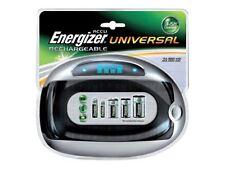 Energizer Universal Ladegerät mit LCD Display