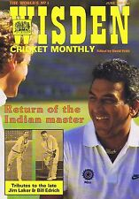 June Cricket Sports Magazines