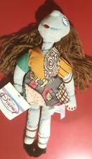 "a Disney 11"" Sally Mini Bean Bag Beanie w/tags from Nightmare Before Christmas"