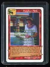 Redemption CCG The Women:  Potiphar's Wife EC - Nrmt/Mint