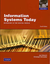 Information Systems Today - 2010 - Valacich, Schneider - Softcover