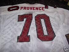 Vintage 1979-80 Andrew Provence Game Used Jersey South Carolina Gamecock HOF'er