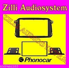 Phonocar 3/621 Panel Doble DIN Smart ForTwo completo set fijación