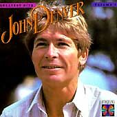 John Denver - Greatest Hits, Vol. 3 CD 1984 RCA - LIKE NEW!