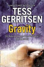 TESS GERRITSEN __ GRAVITY __ BRAND NEW __ FREEPOST UK