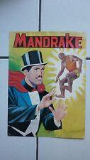 CARTON  PROMO POUR ANNONCER LE FILM   MANDRAKE  / 23,5 x 32 CM / ANNEE 60