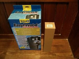 AsTetra Easy Crystal filter 600 and Tetra Heater 100 Pre-.Set