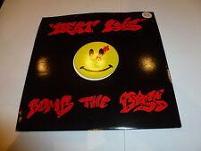 """Bomba El Bajo-Beat Dis - 1987 Reino Unido 7"""" SINGLE VINILO"""