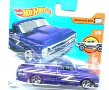 HOT WHEELS  '67 CHEVY C10 HW HOT TRUCKS