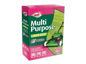 Doff Multipurpose Lawn Seed Strong Durable +PROCOAT - 500g or 1Kg