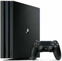 SONY PLAYSTATION 4 PS4 CONSOLE 1TB GAMMA BLACK HDR Dualshock 4 V2